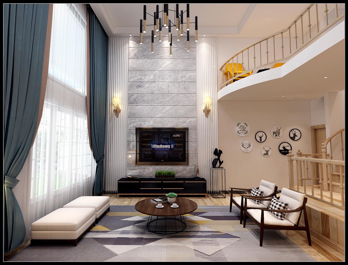 灵馨的家装效果图设计作品