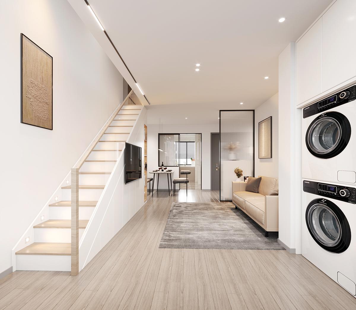汪薇的家装效果图设计作品