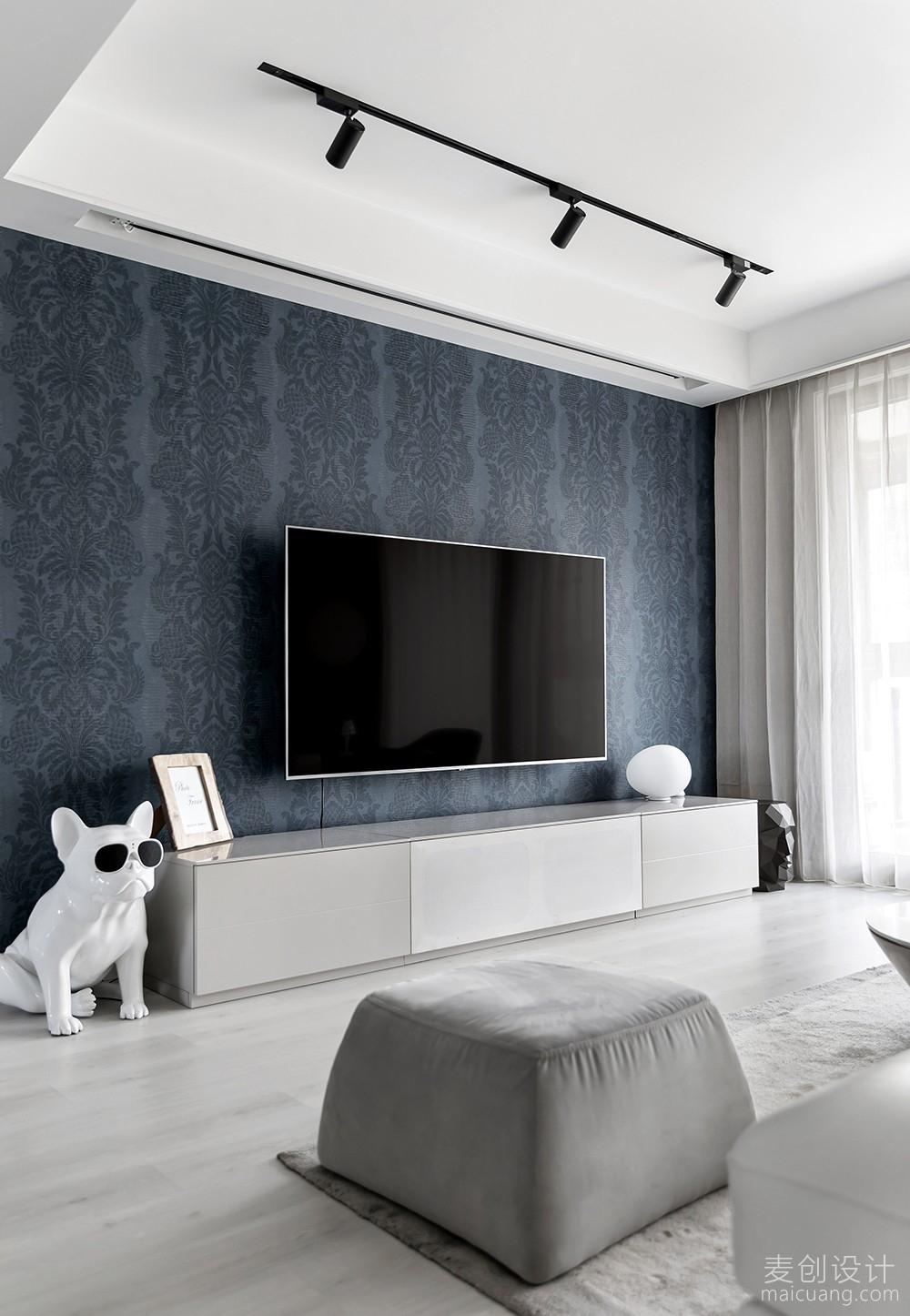 电视柜背景墙设计图