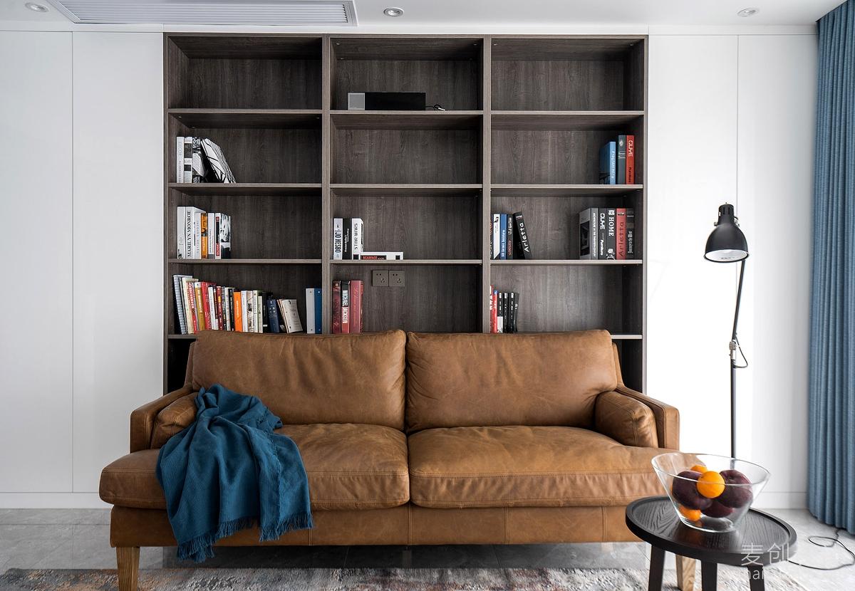 客厅沙发背景